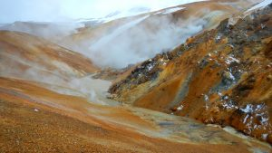 Extrémní Island po vlastní ose – cestopisný dokument @ Společenský dům Lávka