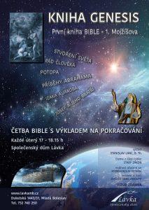 Četba Bible s výkladem na pokračování
